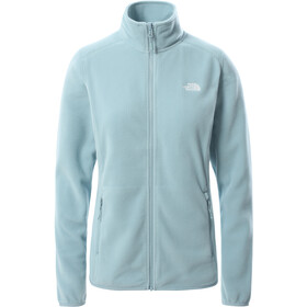 The North Face 100 Glacier Full-Zip Jacket Women tourmaline blue